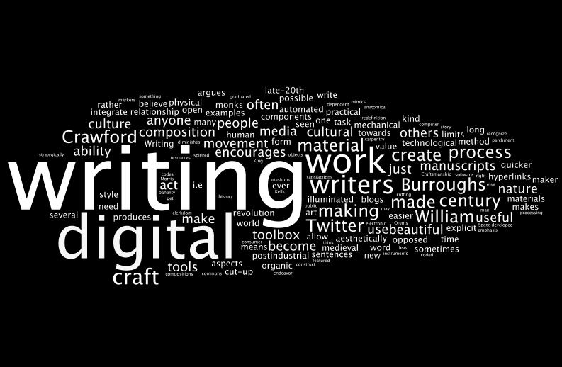 digital-writing-as-handicraft-wordle
